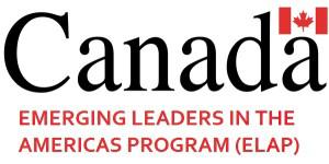 Emerging Leaders in the Americas Program (ELAP) Logo